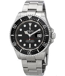 Rolex Oyster Perpetual Sea-Dweller 43 mm Ceramic Bezel Stainless Steel Men's Watch BKSO
