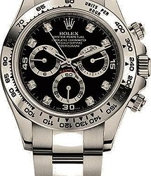 Rolex Oyster Rolex Daytona Cosmograph  40mm White Gold