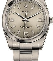 Rolex Perpetual 34mm Steel