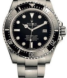 Rolex SEA-DWELLER New Sea-Dweller 4000