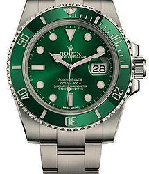 Rolex Submariner 40mm Steel Ceramic