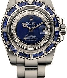 Rolex Submariner Custom Diamonds