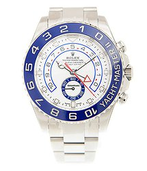 Rolex Yacht Master Stainless Steel White Automatic 116680