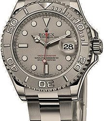 Rolex Yacht-Master Yacht-Master 40mm Platinum and Steel