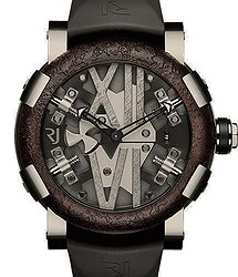 Romain Jerome Titanic-DNA  Steampunk Chrono