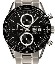 Tag Heuer Carrera Calibre 16 Automatic Chronograph 41 mm