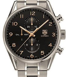 Tag Heuer CarreraCalibre 1887 Automatic Chronograph 43 mm