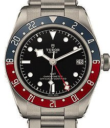 Tudor Heritage Black Bay GMT