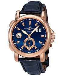 Ulysse Nardin Big Date Automatic Men's GMT Watch