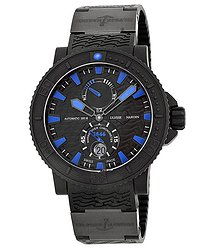 Ulysse Nardin Black Sea Automatic Black Dial Men's Watch