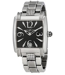 Ulysse Nardin Caprice Automatic Black Dial Stainless Steel Ladies Watch