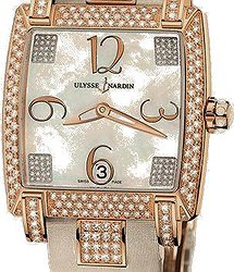 Ulysse Nardin Caprice Classic Full Diamonds