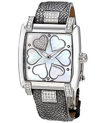 Ulysse Nardin Caprice Mother of Pearl Diamond Dial Automatic Ladies Watch 133-91C-HEART