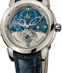 Ulysse Nardin Clаssic Royal Blue Tourbillon 41 мм