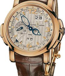 Ulysse Nardin Classical GMT ± Perpetual 42mm Limited Edition