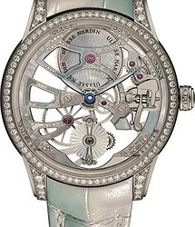 Ulysse Nardin Classical Skeleton Tourbillon