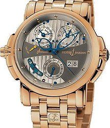 Ulysse Nardin ClassicalSonata Cathedral Dual Time