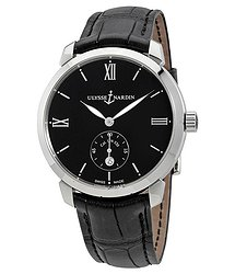 Ulysse Nardin Classico Automatic Black Dial Men's Watch