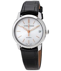 Ulysse Nardin Classico Automatic Silver Dial Ladies Watch
