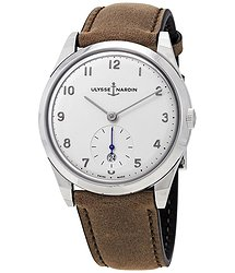Ulysse Nardin Classico Automatic Silver Dial Men's Watch