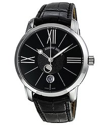 Ulysse Nardin Classico Luna Automatic Black Dial Moonphase Men's Watch