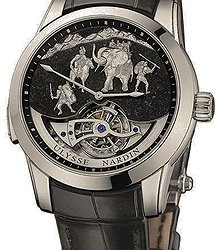 Ulysse Nardin Complications (Specialities) Hannibal Minute Repeater