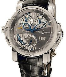 Ulysse Nardin Complications (Specialities)Sonata Cathedral Dual Time