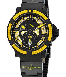 Ulysse Nardin Diver Black Sea Automatic Black Dial Men's Watch