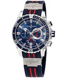 Ulysse Nardin Diver Chronograph Automatic Men's Watch