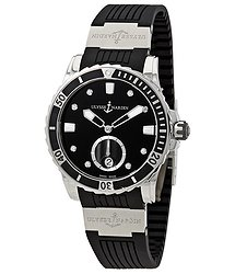 Ulysse Nardin Diver Lady Automatic Black Dial Ladies Watch 3202-190-312