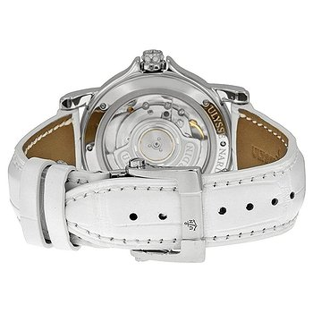 Купить часы Ulysse Nardin Dual Big Time Automatic Mother of Pearl Dial White Leather Ladies Watch 243-22B-391  в ломбарде швейцарских часов