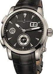 Ulysse Nardin Dual Time 42 mm Manufacture 3343-126/912