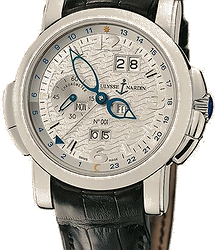 Ulysse Nardin Dual Time GMT +/- Perpetual 42mm