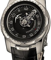 Ulysse Nardin Freak Lab  WG