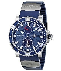Ulysse Nardin Hammerhead Shark Automatic Blue Dial Men's Watch