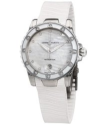 Ulysse Nardin Lady Marine Diver Mother of Pearl Dial Ladies Watch