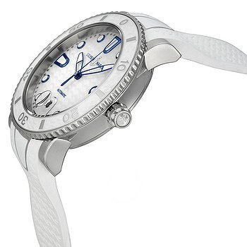 Купить часы Ulysse Nardin Lady Marine Diver Mother of Pearl White Rubber Automatic Ladies Watch 8103-101-3-00  в ломбарде швейцарских часов
