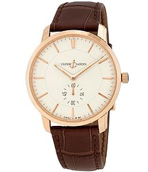 Ulysse Nardin Limited Edition Classico Hand Wind Eggshell White Dial Men's Watch