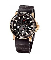 Ulysse Nardin  Marina Black surf limited edition 266-37