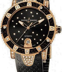 Ulysse Nardin Marine  Lady Diver Starry Night