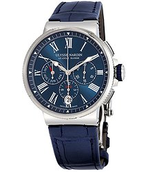 Ulysse Nardin Marine Automatic Men's Annual Calendar Watch