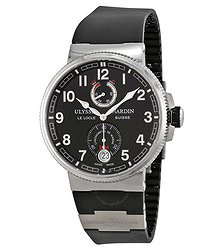 Ulysse Nardin Marine Black Dial Automatic Men's Watch