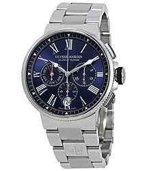 Ulysse Nardin Marine Blue Dial Men's Automatic Watch
