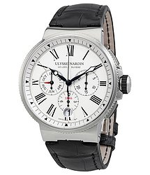Ulysse Nardin Marine Chronograph Automatic Men's Watch