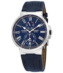 Ulysse Nardin Marine Chronometer Automatic Blue Dial Men's Watch