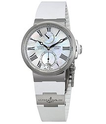 Ulysse Nardin Marine Chronometer Automatic Ladies Watch