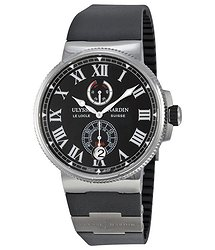 Ulysse Nardin Marine Chronometer Automatic Men's Watch 1183-122-3-42-V2