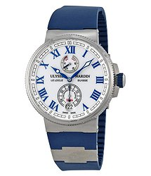 Ulysse Nardin Marine Chronometer Automatic Men's Watch 1183-126-3-40