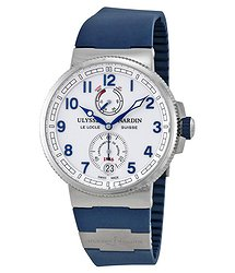 Ulysse Nardin Marine Chronometer Automatic Men's Watch 1183-126-3-60