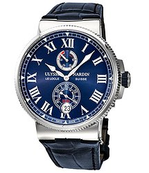 Ulysse Nardin Marine Chronometer Automatic Men's Watch